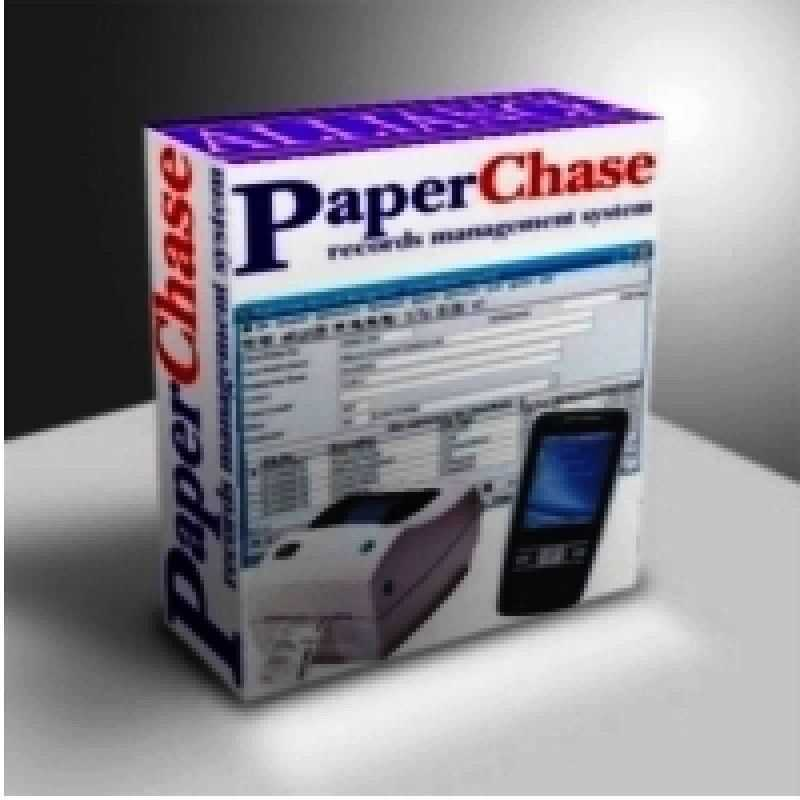 Paperchase Records Management Software Paper File Tracking